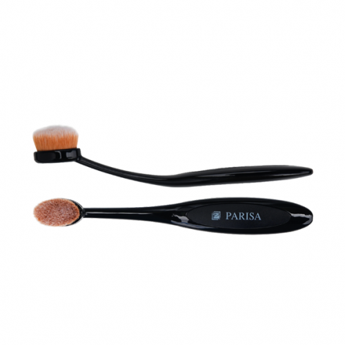 Parisa Кисть для макияжа P-46 для нанесения тональных флюидов и кремов