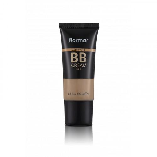 Flormar BB-крем для лица матирующий