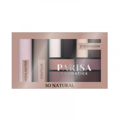 Parisa Набор для макияжа So natural