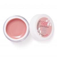 Nails Molekula Professional Гель для наращивания ногтей COVER LIGHT Розово-бежевый