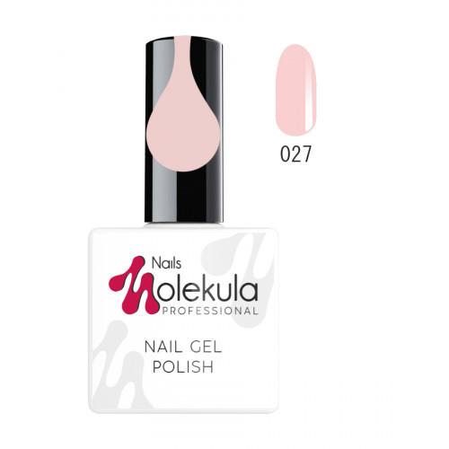 Molekula Nails Гель-лак Warm Nude