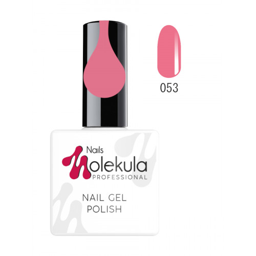 Molekula Nails Гель-лак Red Collection
